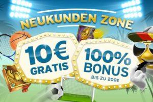sunnyplayer gratis bonus