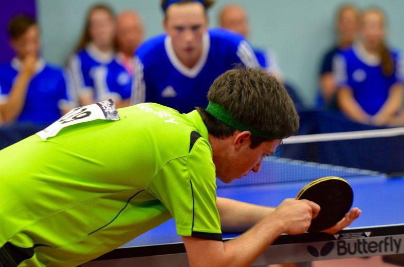 Ping Pong Tischtennis Onlympia