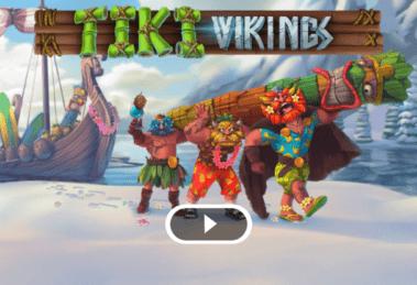 tiki wikings