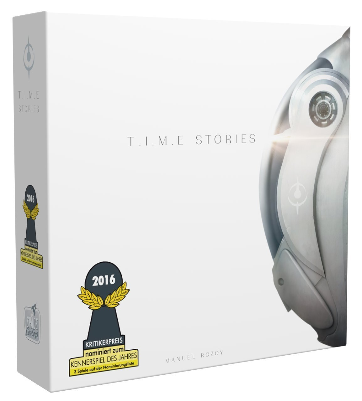 Time Stories Regeln