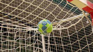torwart beim handball
