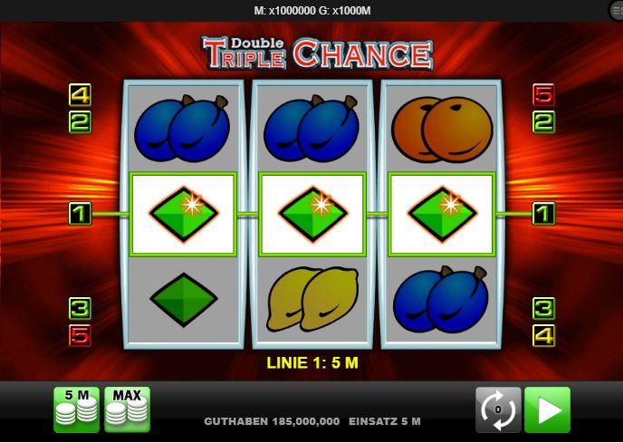 triple chance double