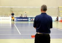 volleyball regeln