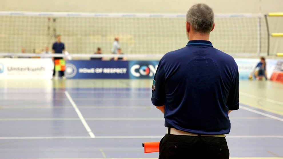 volleyball regeln kurz