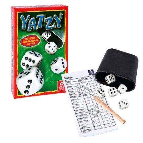 Yatzy Spiel
