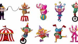 zirkuskunststückchen
