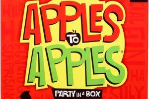 äpfel zu äpfeln spielanleitung