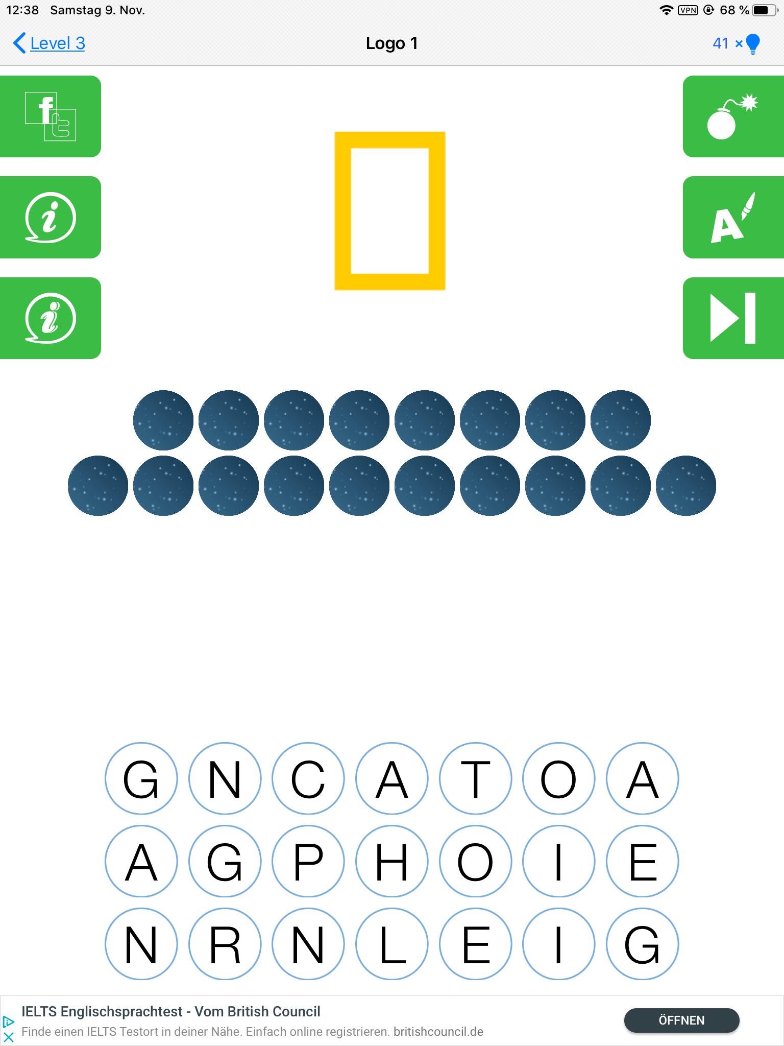 Logo Quiz Spiel