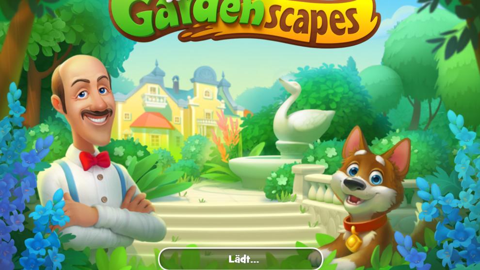 Gardenscapes Spielen