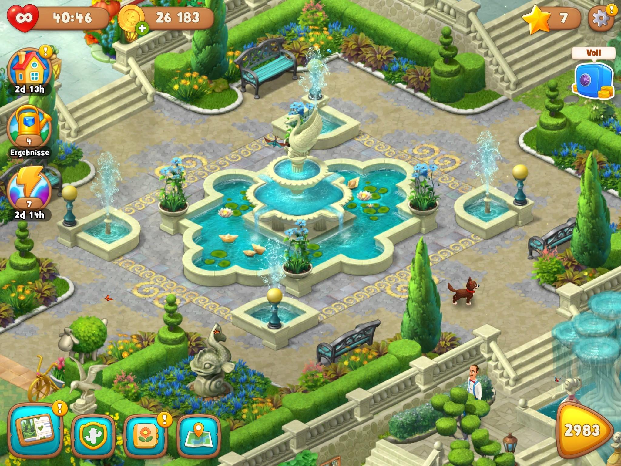 Gardenscapes App