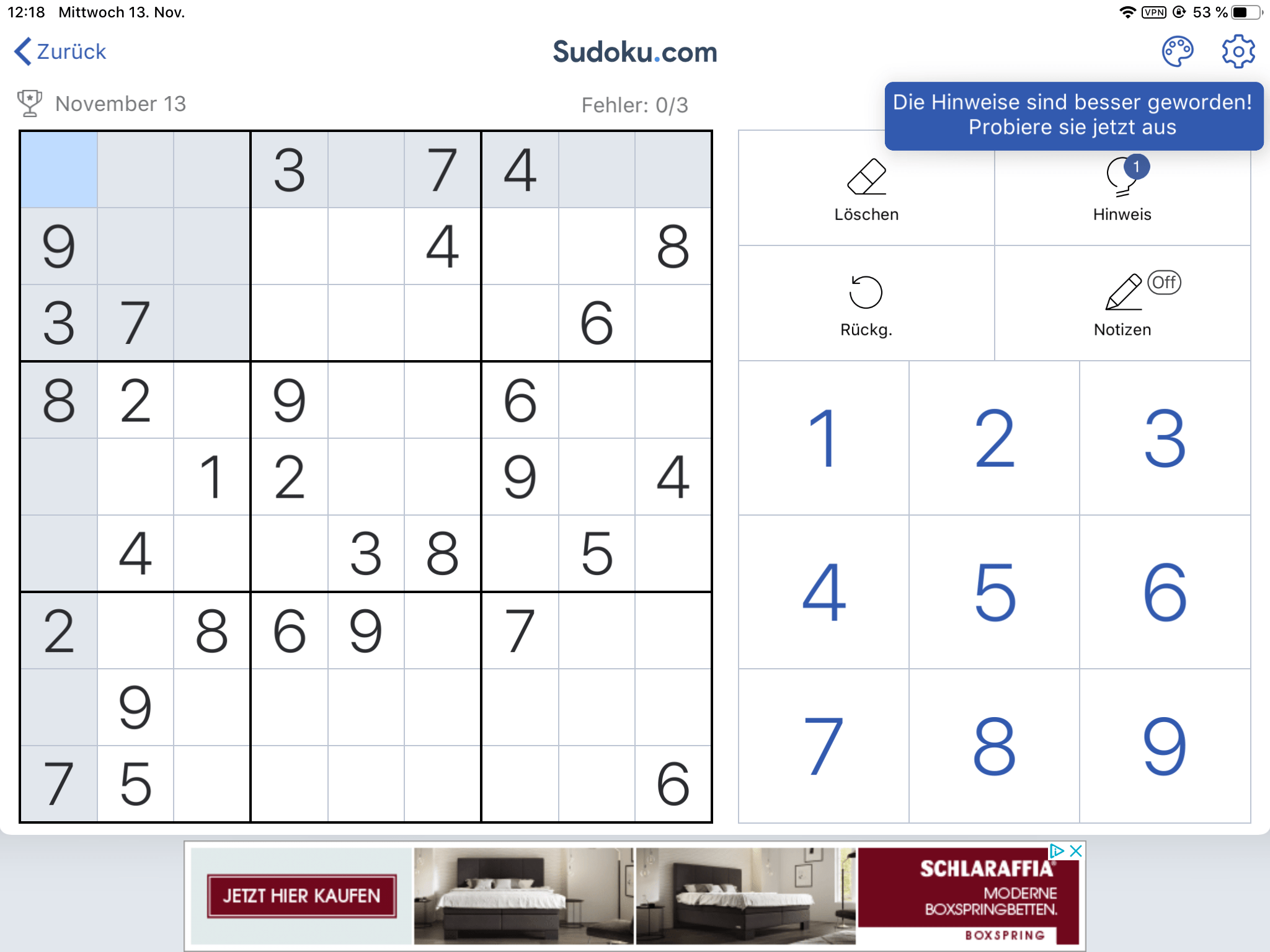 Sudoku Lösen Strategie