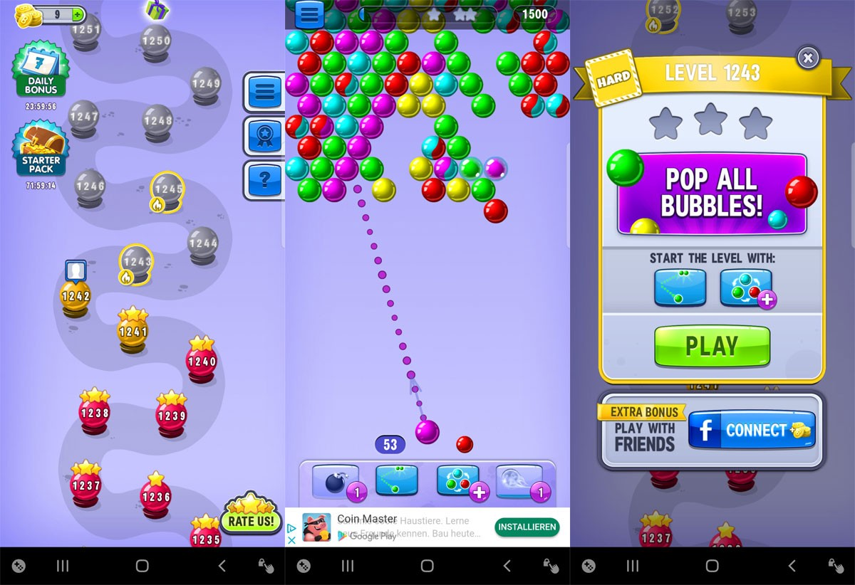 Bubble-Shooter-Screenshots