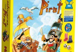 Der schwarze Pirat Spielanleitung