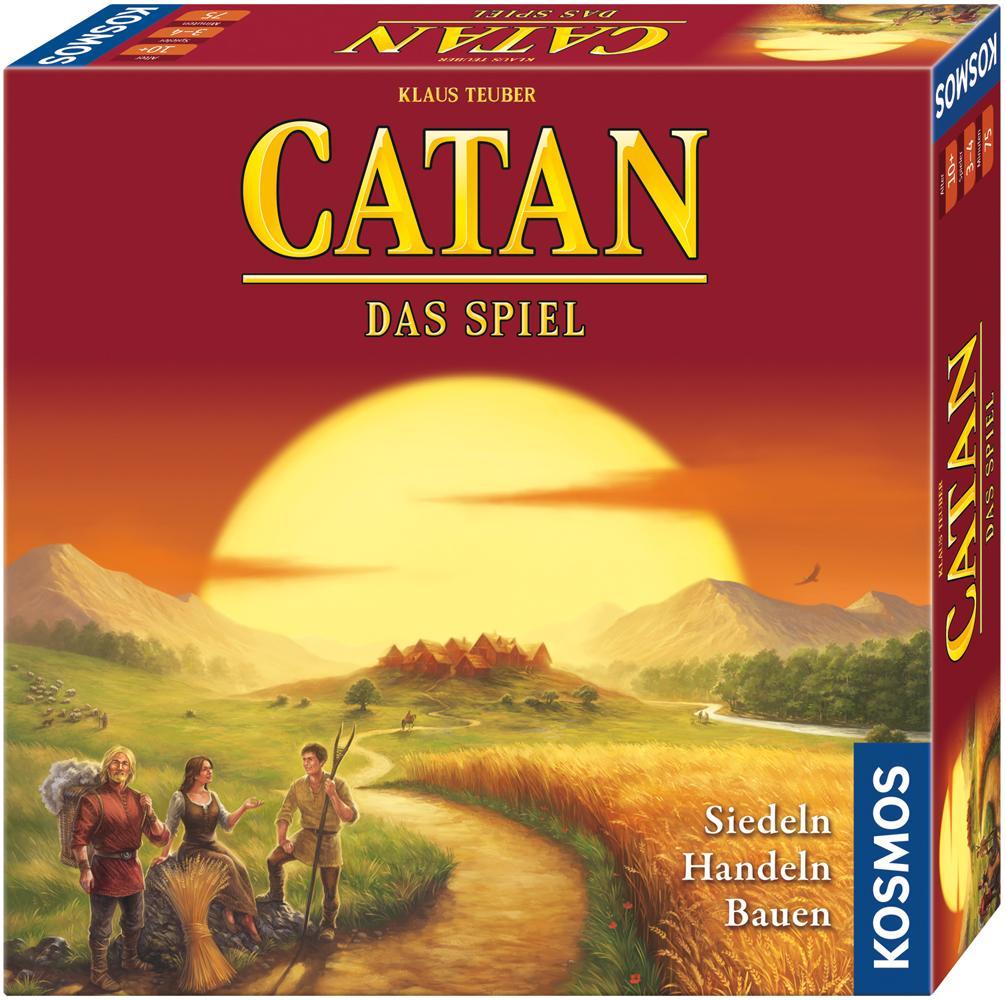 Die Siedler Von Catan Regeln
