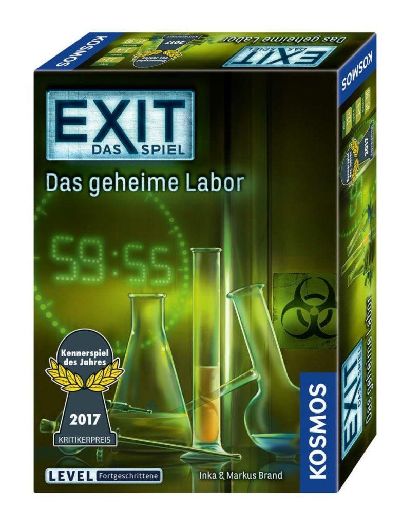 Exit Das Spiel Spielanleitung
