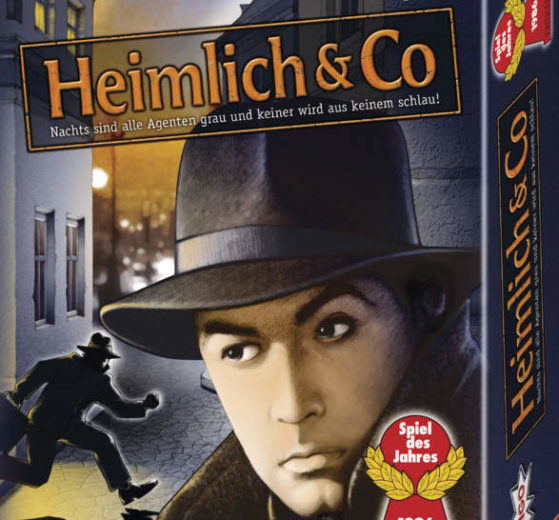 Heimlich & Co. Strategiespiel