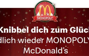 MC Donalds Monopoly