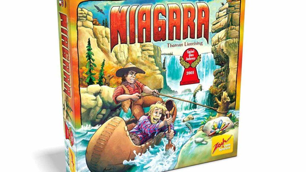 Niagara Spielanleitung