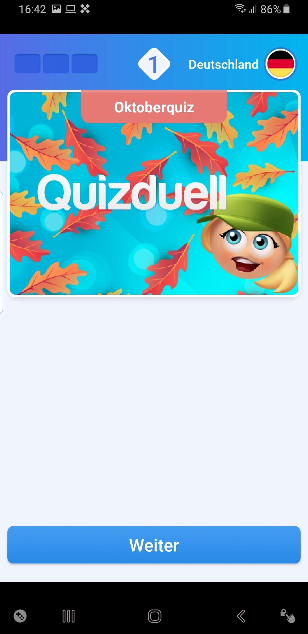 Quiz duell