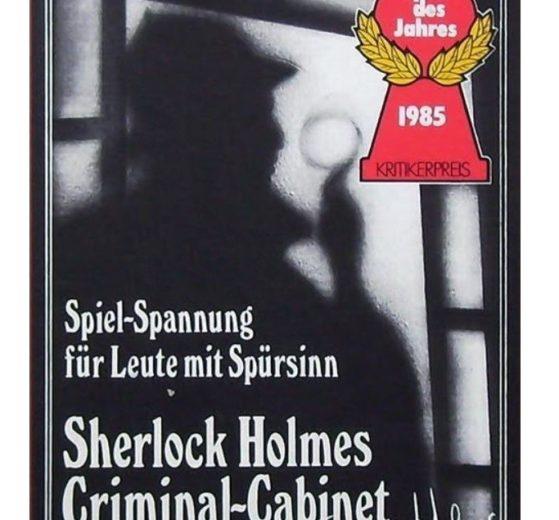 Sherlock Holmes Criminal Cabinett