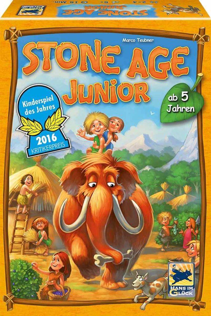 Stone age Junior Spielanleitung