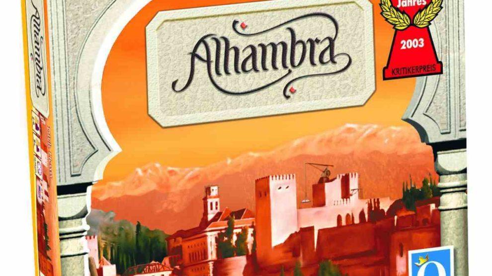 Alhambra Brettspiel