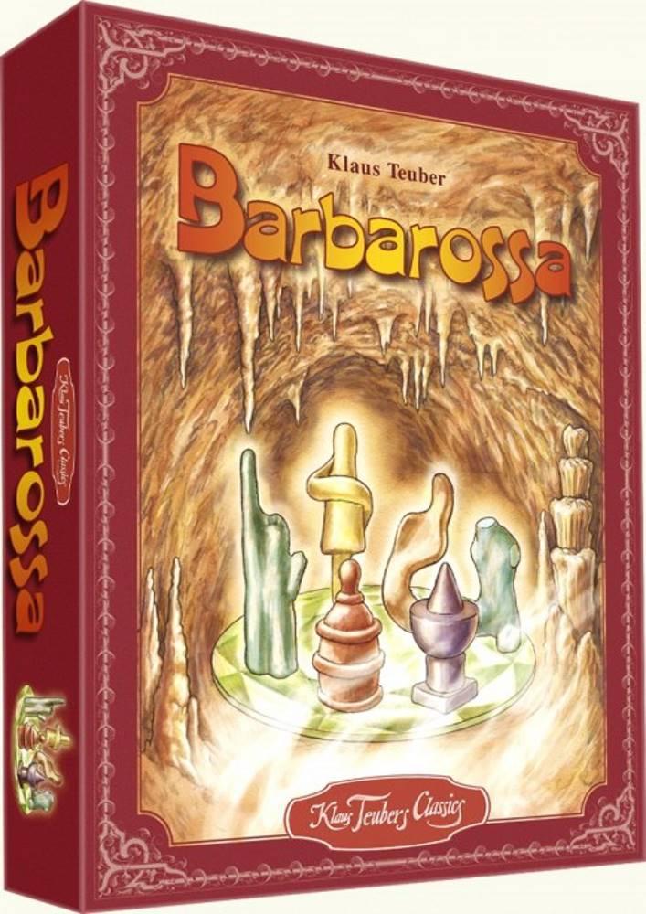 Barbarossa und die Rätselmeister Spielanleitung