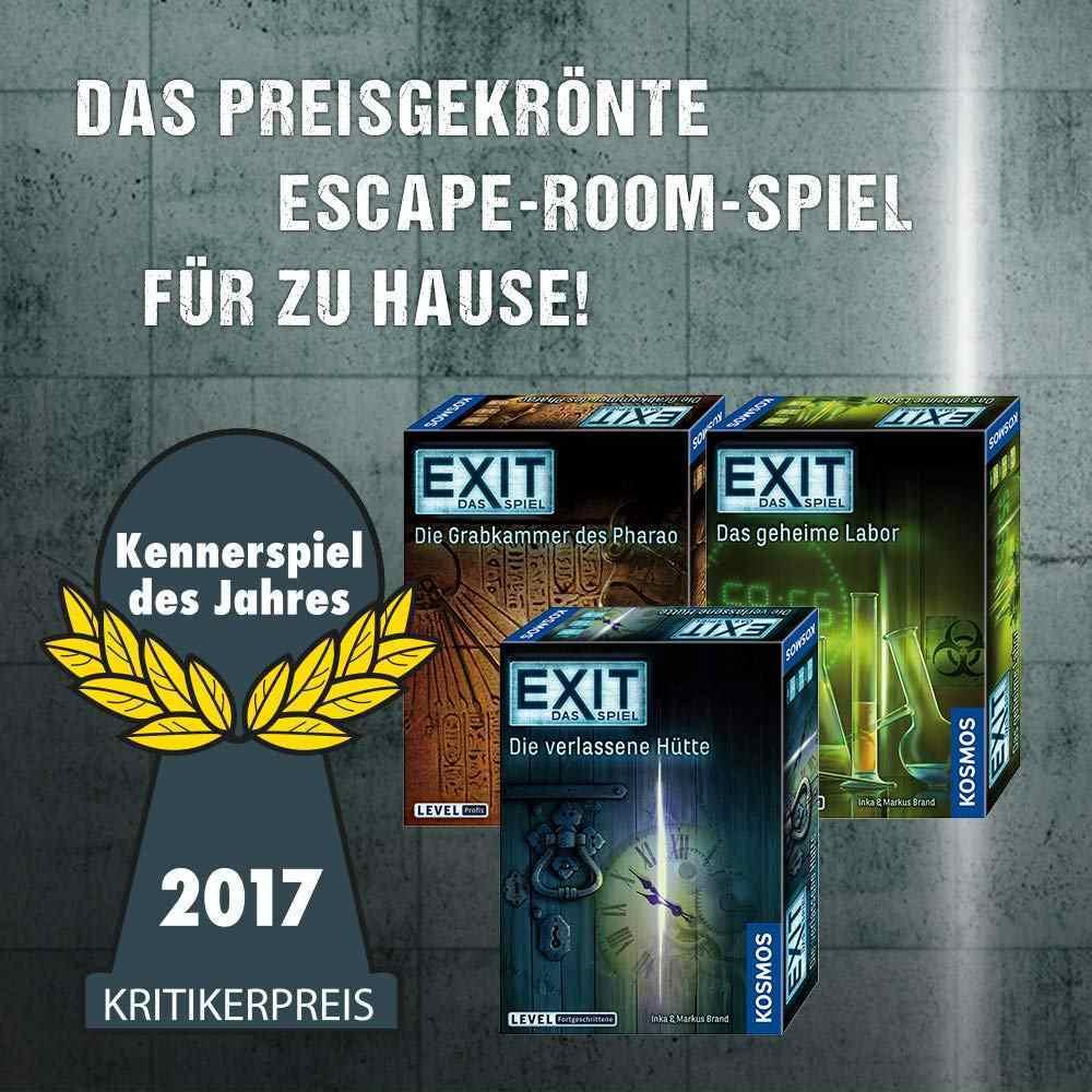 exit kennerspiel 2017