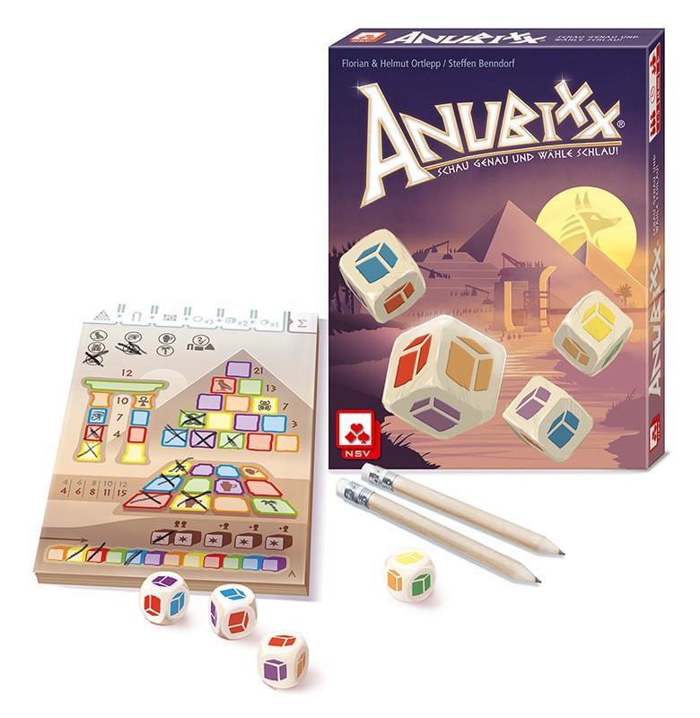 Anubixx Zubehör