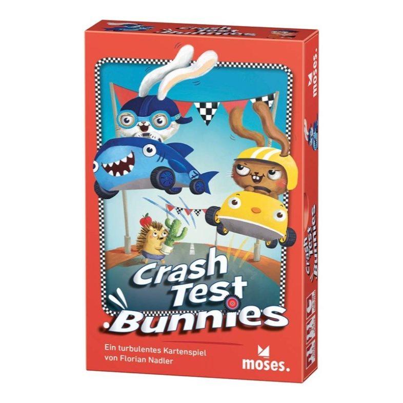 Crash Test Bunnies