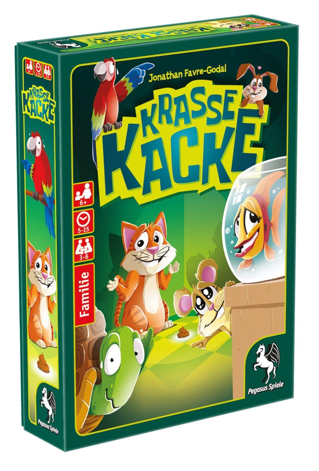 Krasse Kacke