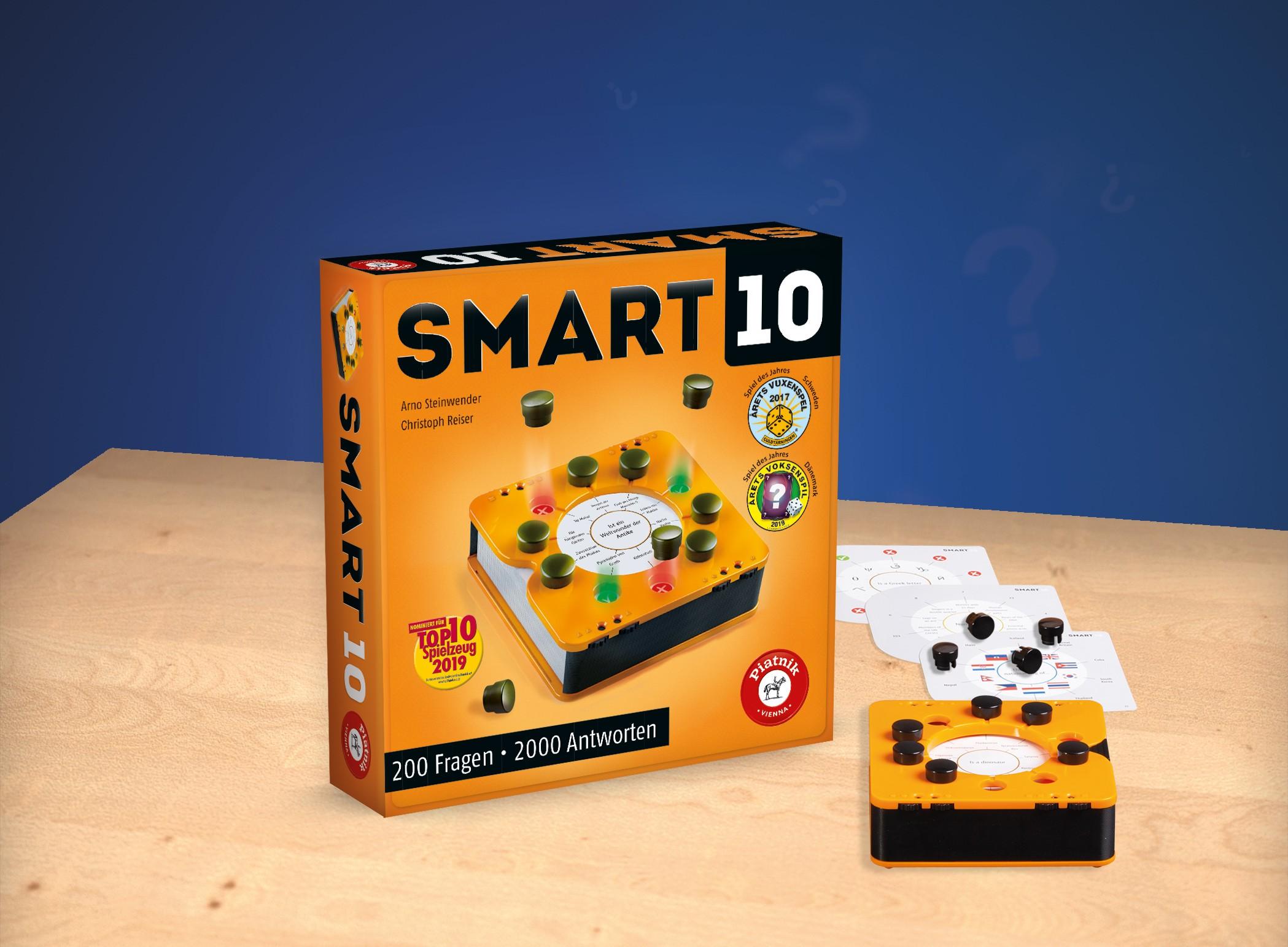 Smart 10 Zubehör