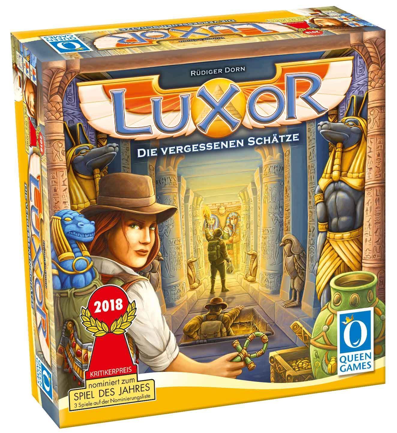 Luxor Brettspiel