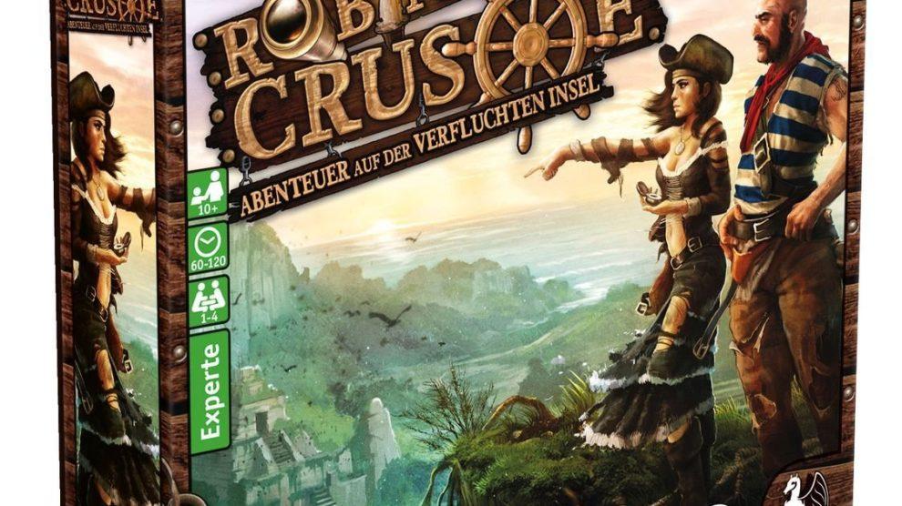 Robinson Crusoe Anleitung