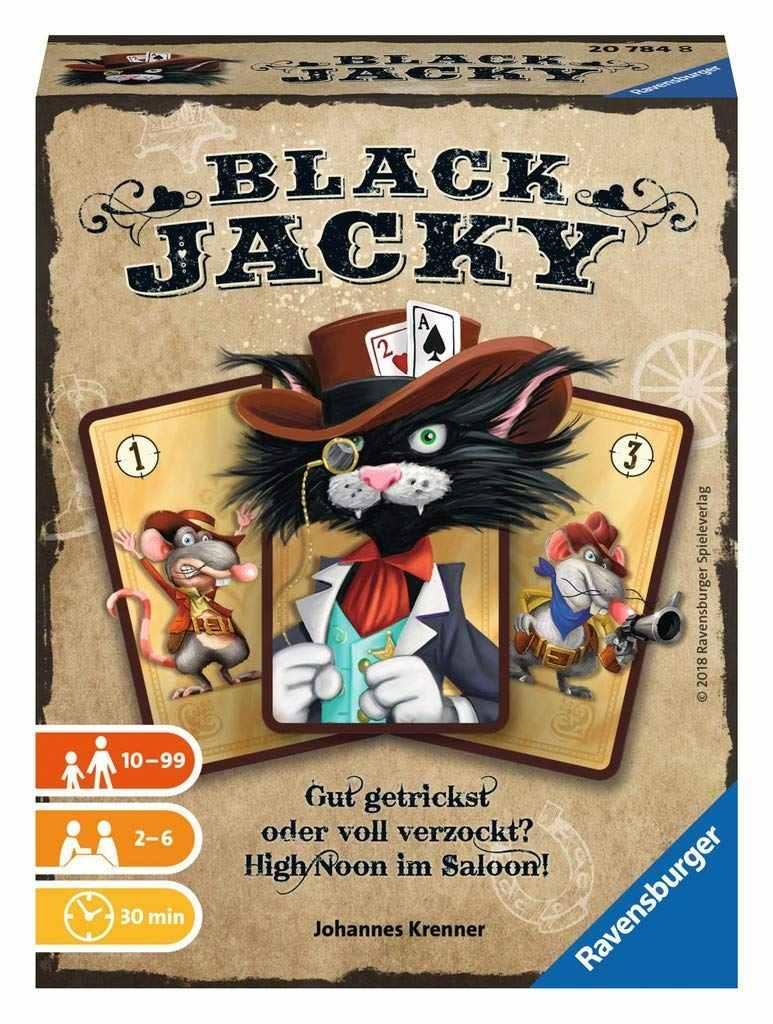 Black Jacky Spielanleitung