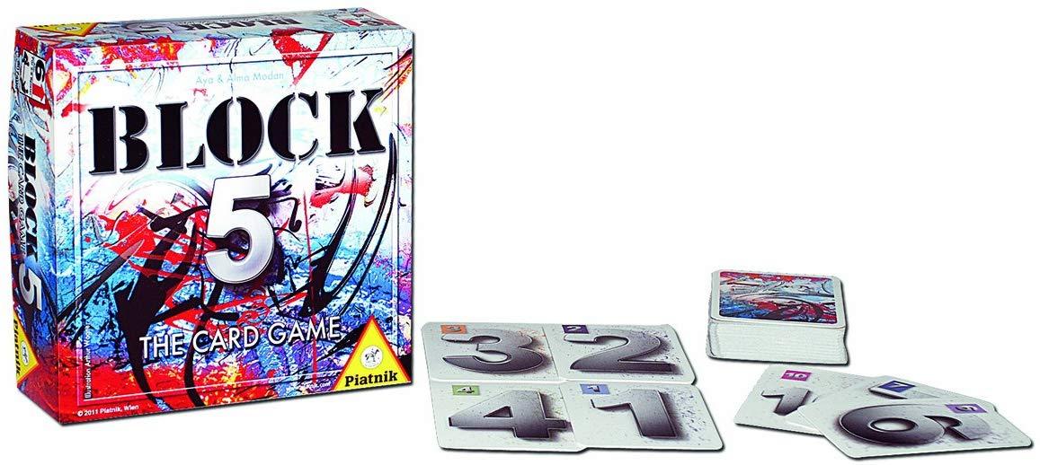 Block 5 Karten