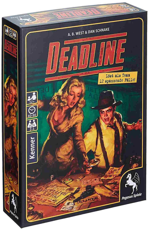 Deadline Spielanleitung