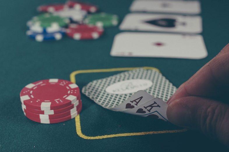 Online-Glücksspiel