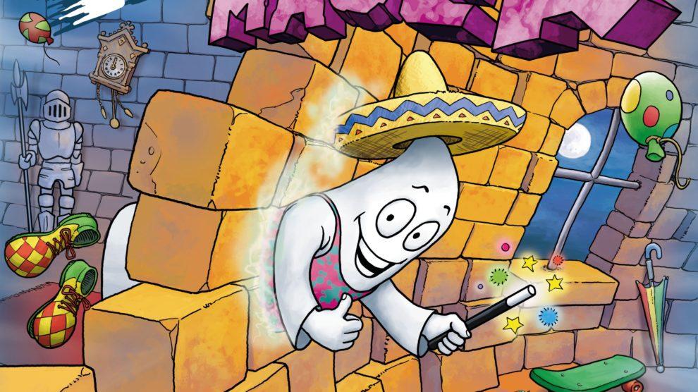 Ab durch die Mauer