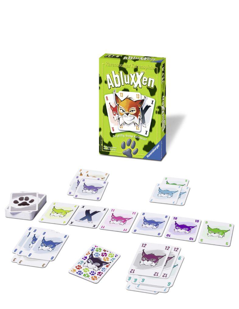 Abluxxen Karten