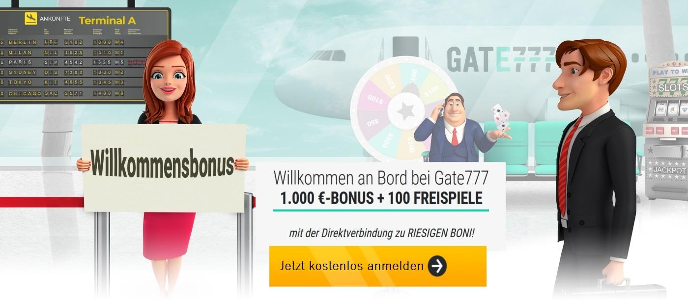 Gate777 App