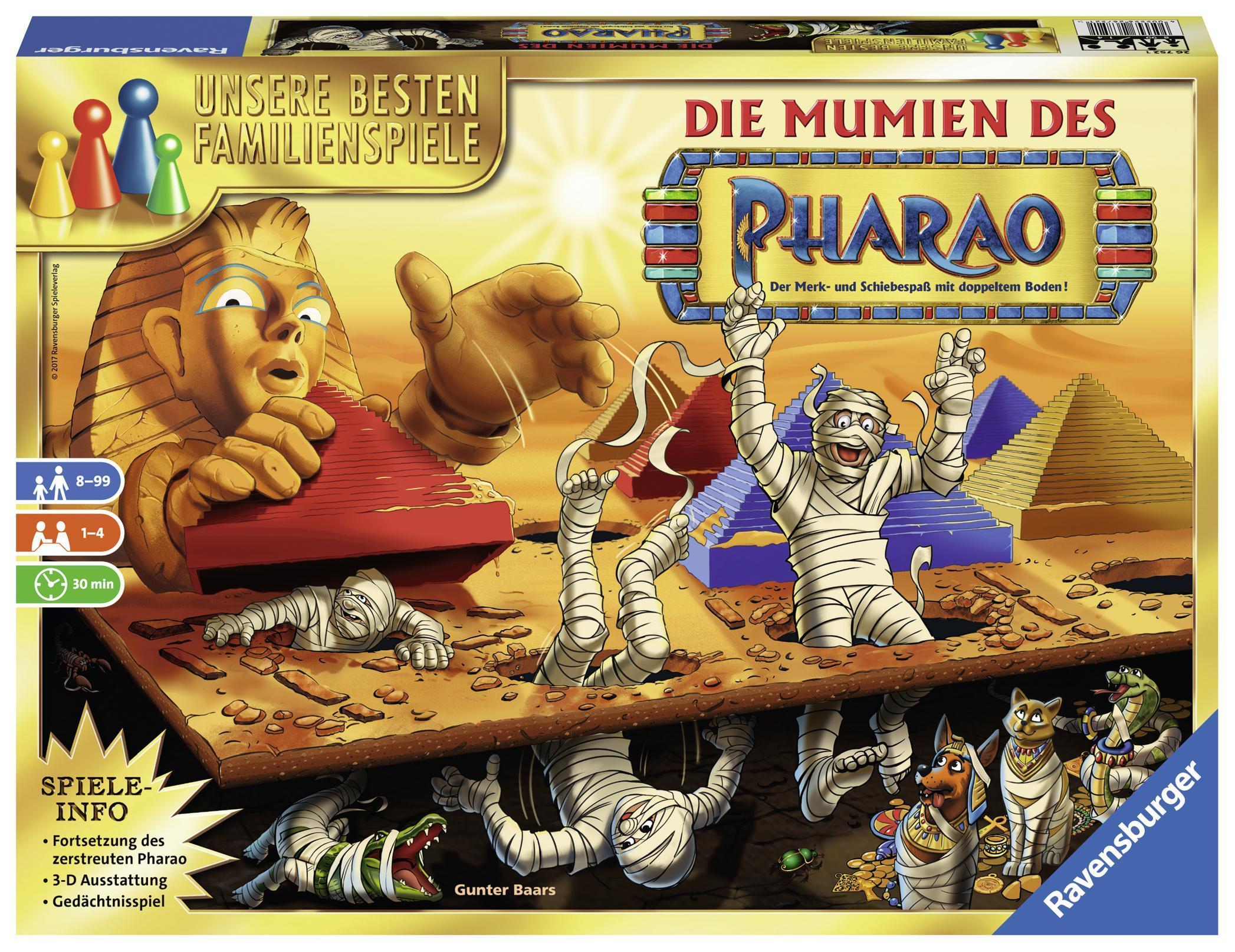 Die Mumien des Pharao