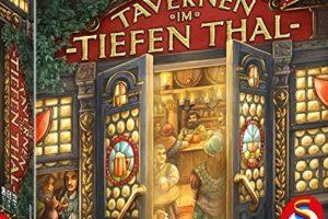 Die Taverne im tiefen Thal