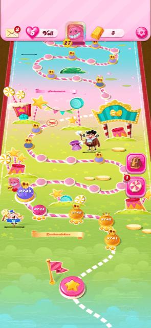 Candy Crush Saga Übersicht