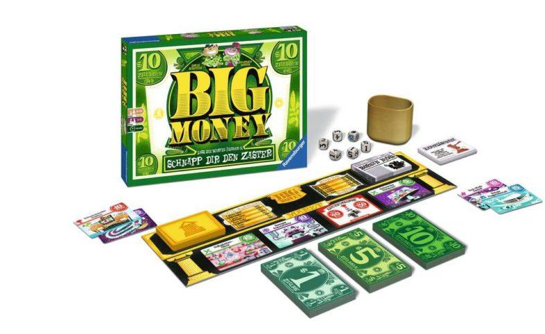 Big Money Zubehör