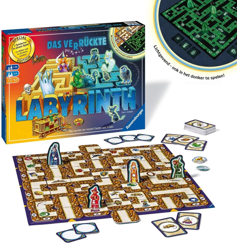 Das Verrückte Labyrinth Junior Anleitung