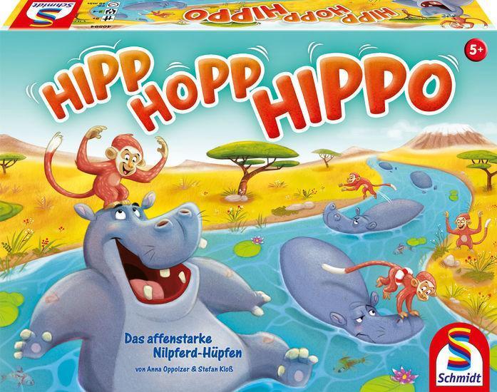 Hipp Hopp Hippo Bild