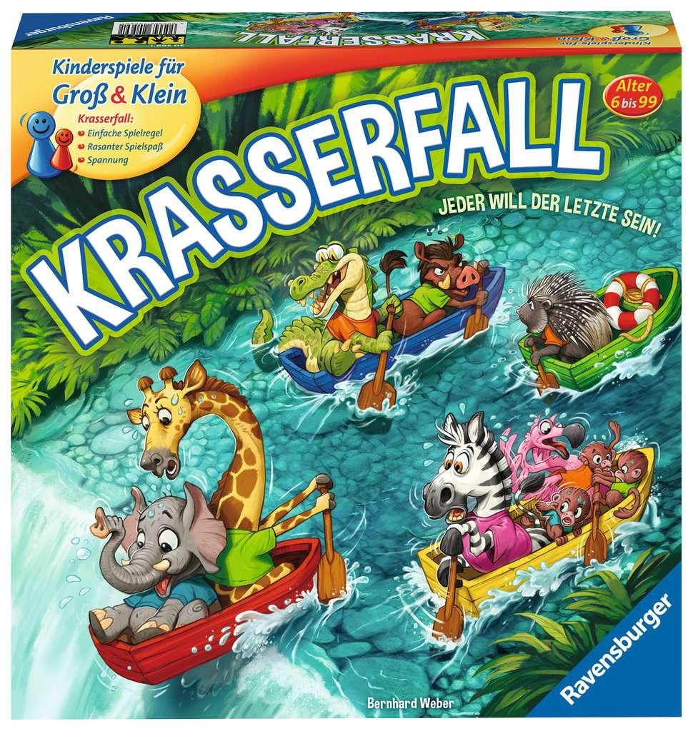 Krasserfall Bild