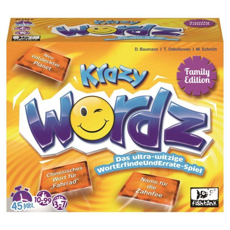 Krazy Wordz Family Bild