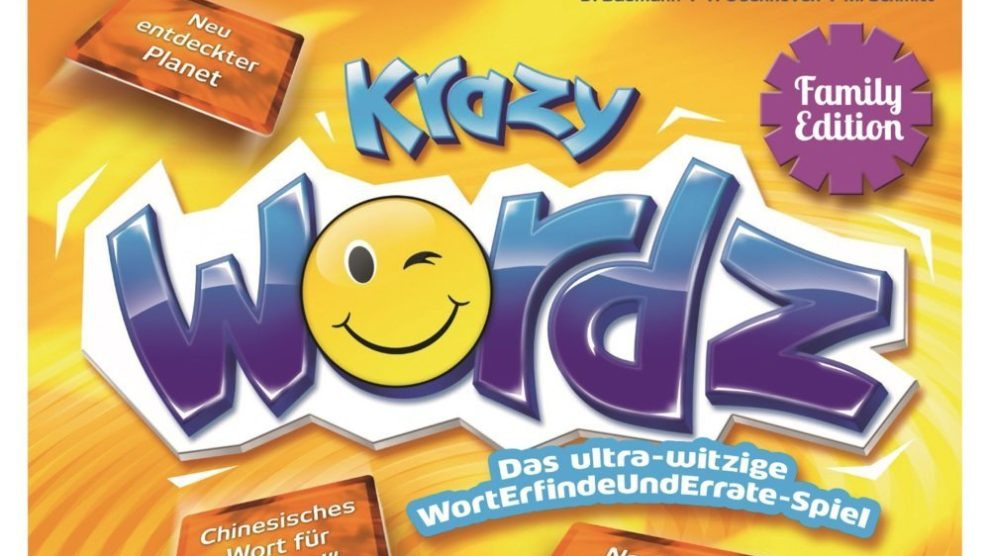 Krazy Wordz Family Bild
